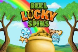 Reel Lucky Spins mobile slots at Cashmo mobile casino