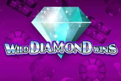 Wild Diamond Wins mobile slots at Cashmo mobile casino