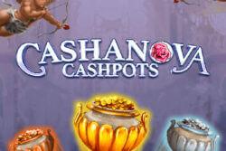 Cashanova Cashpots mobile slots at Cashmo mobile casino